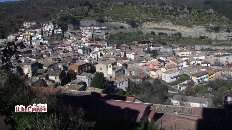 Panorama di Belcastro