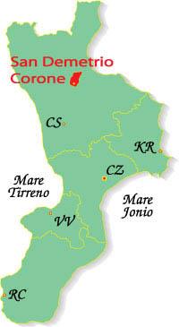 Crt-Calabria-San Demetrio Corone